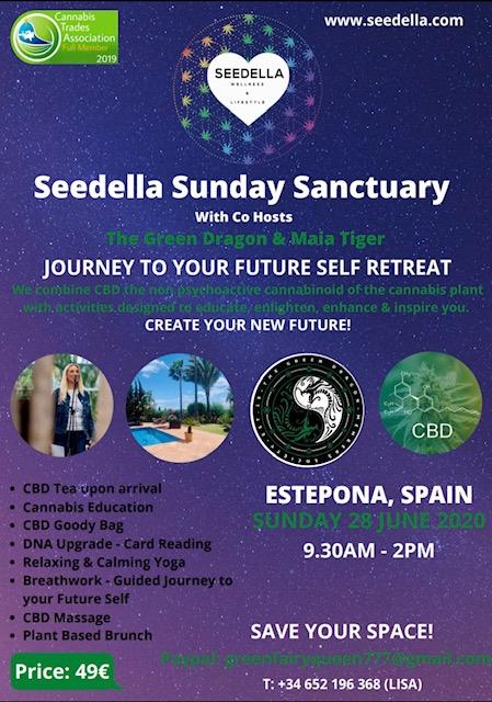 Seedella cannabis retreat marbella